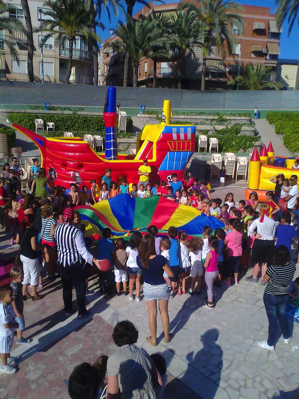 Organización de Eventos Infantiles en Alicante