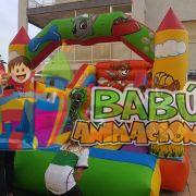 Fiesta temática Infantil de la Patrulla Canina.