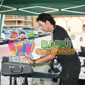 Alquiler de Discomóvil en Alicante