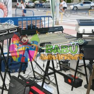Equipo de Sonido Discomóvil
