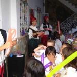 Fiestas piratas con Babu Animaciones