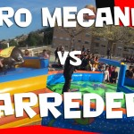 Toro mecánico vs barredera