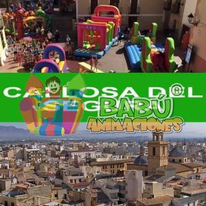 Castillos hinchables en Callosa del Segura