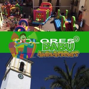 Castillos Hinchables en Dolores