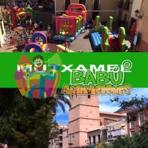 Castillos hinchables en Mutxamel