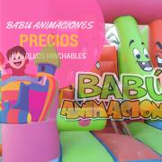 Precios de alquiler de Castillos hinchables