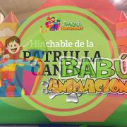 Castillo Hinchable Patrulla Canina