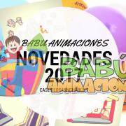 Novedades en Castillos Hinchables 2017