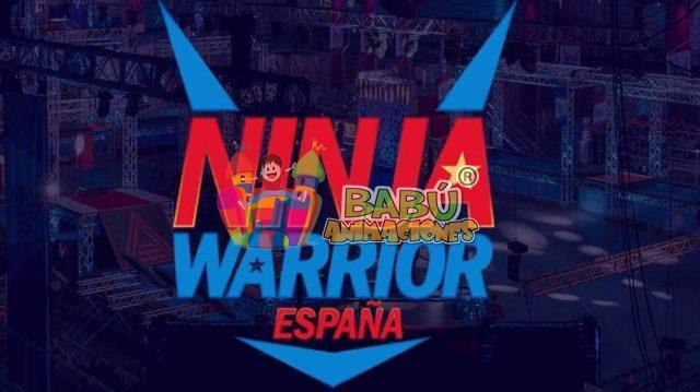 Pruebas de eliminación Ninja Warrior