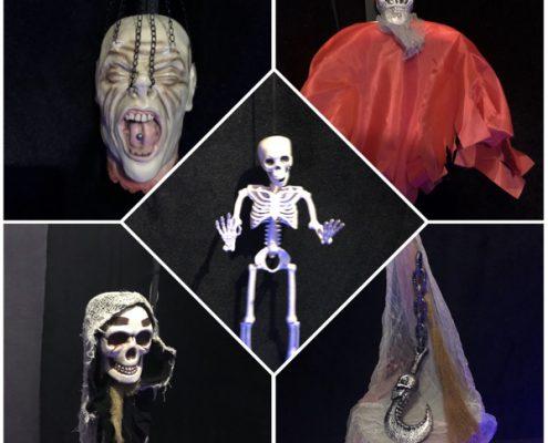 Animación para Halloween