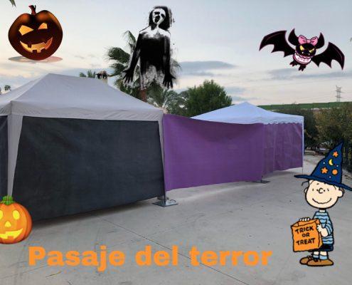 Pasaje del Terror Halloween