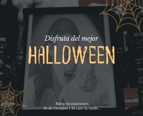 Un Halloween de muerte con Babu Animaciones