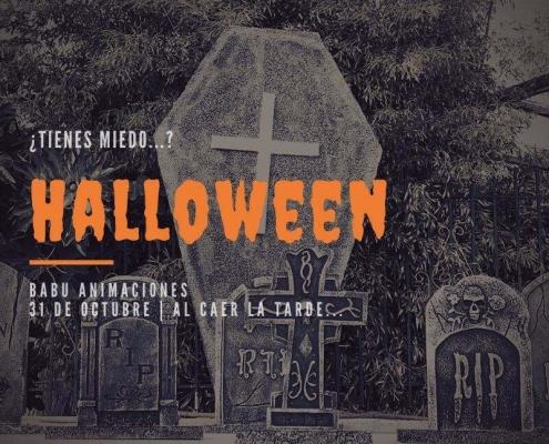 Halloween Babu Animaciones