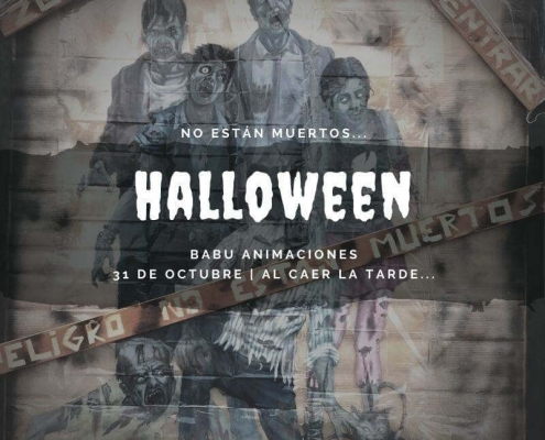 """Los """"no muertos"""" de Babu Animaciones"""