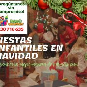 Fiestas Infantiles en Navidad