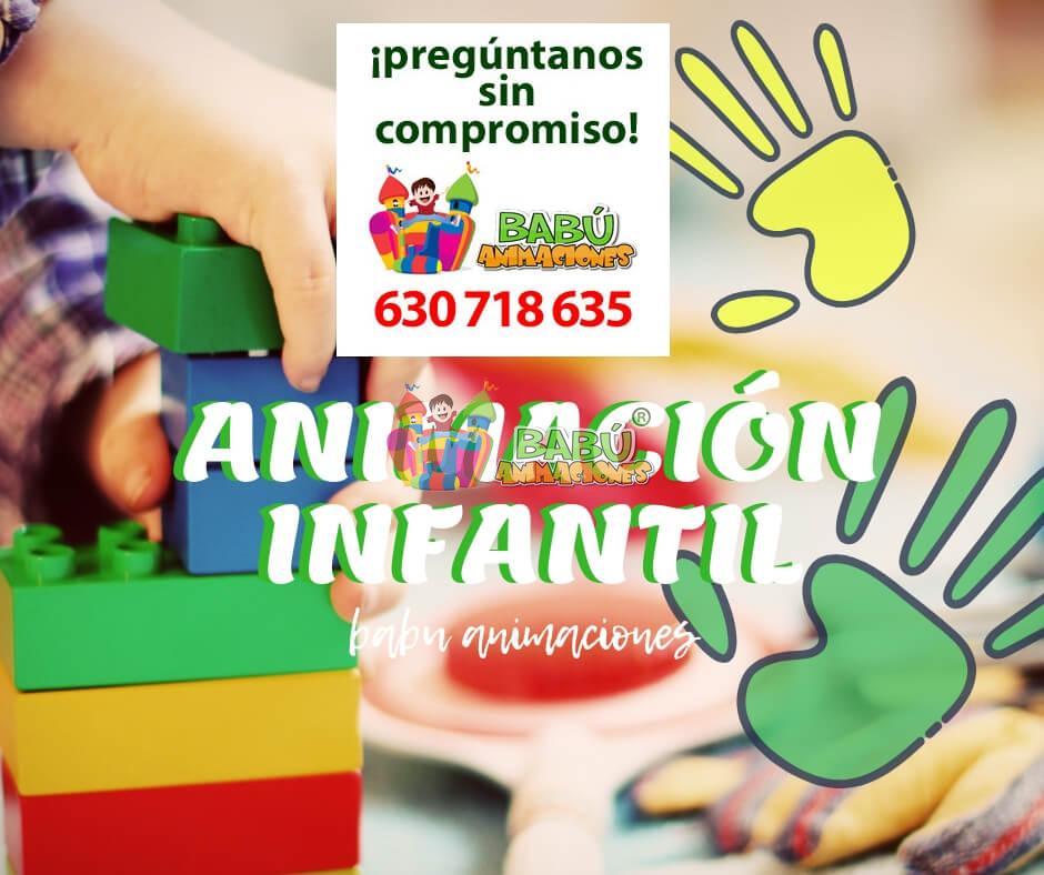 Animación infantil en Alicante
