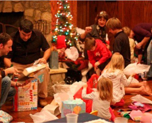 Fiestas Navideñas en Familia