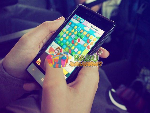 Juegos móvil para niños