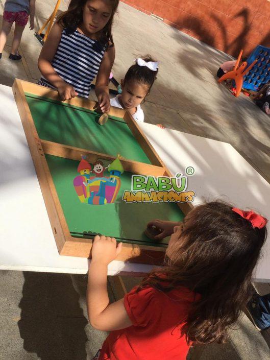 Juegos de habilidad para niños