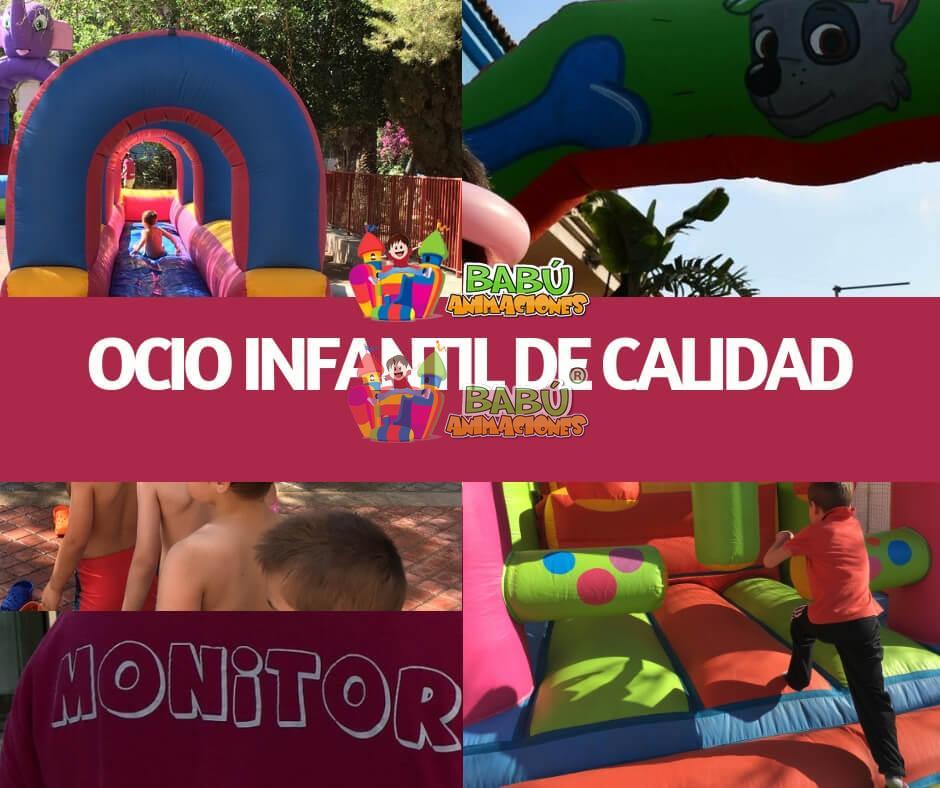 Ocio infantil en Alicante