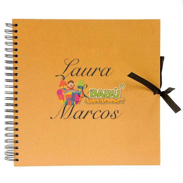 Libro de firmas fotomatón
